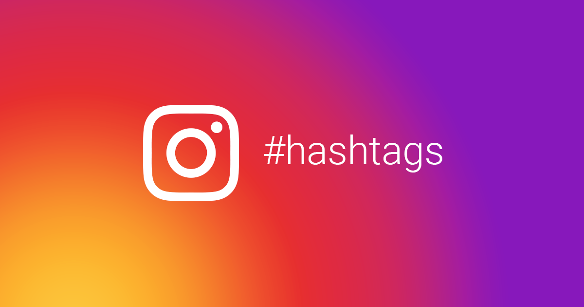 The purpose of using Instagram hashtags