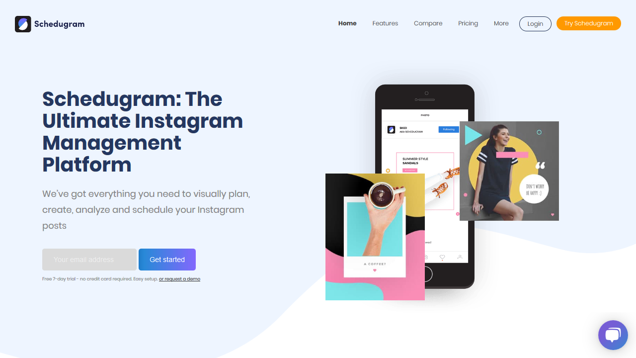 Instagram Scheduler – Schedugram