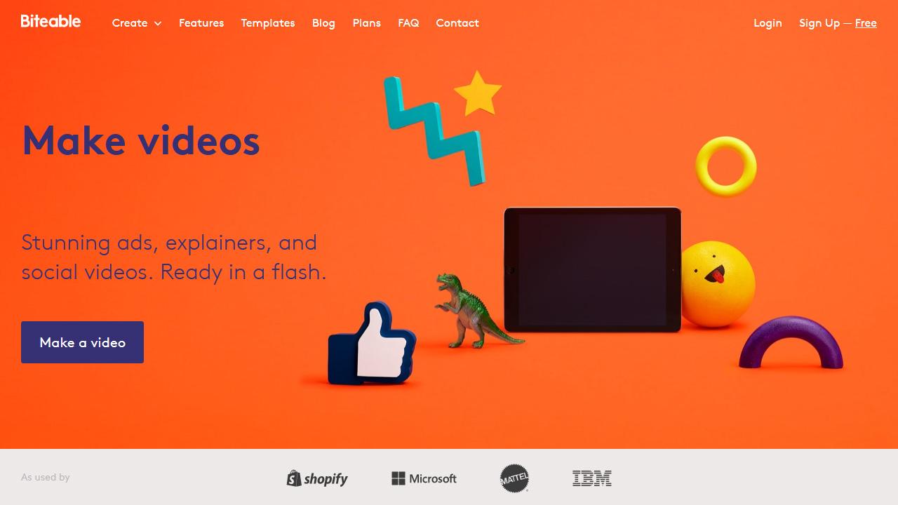 Video Maker Create Irresistible Videos Online