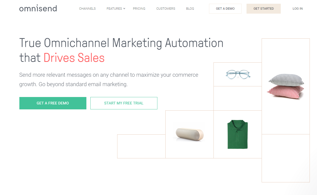 Omnisend Ecommerce Marketing Automation for Marketers