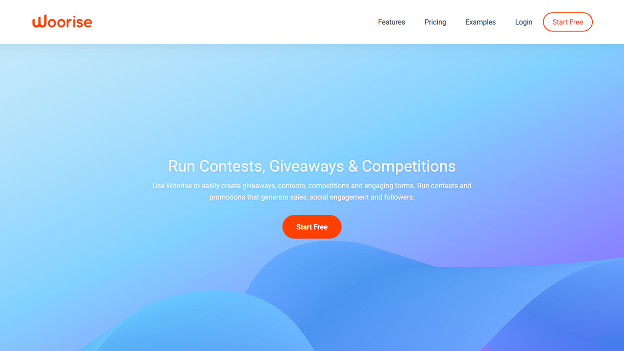 Run Competitions, Giveaways and Contests