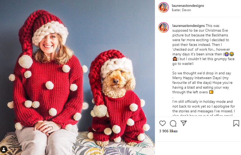 Instagram caption idea: Tell Stories