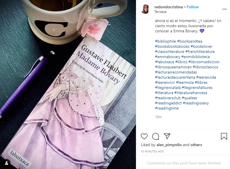 instagram hashtags for books ideas examples