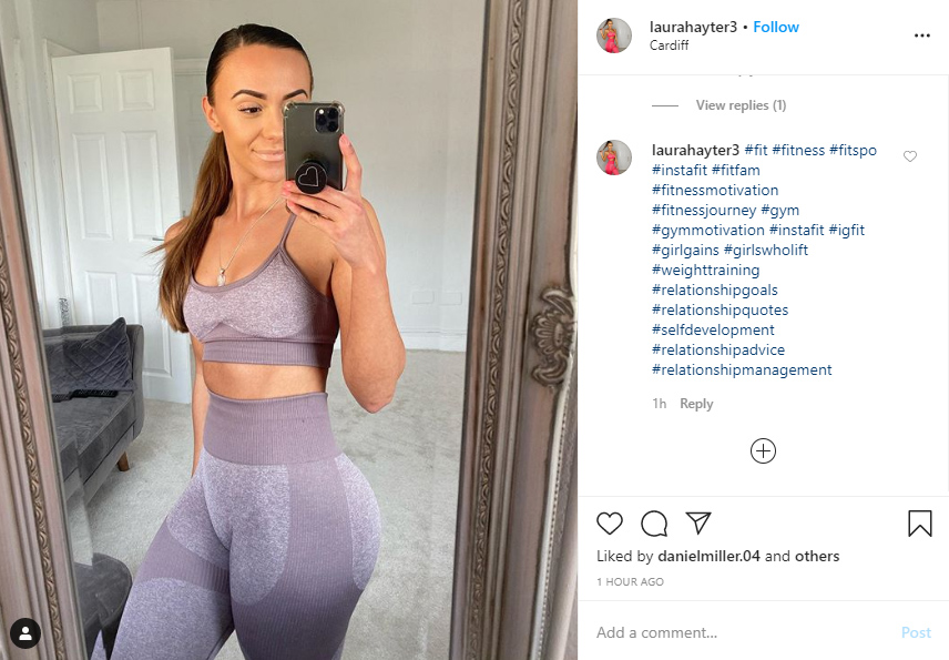 instagram hashtags for fitness ideas examples