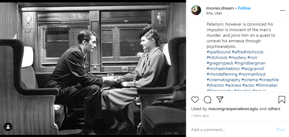 instagram hashtags for movies ideas examples
