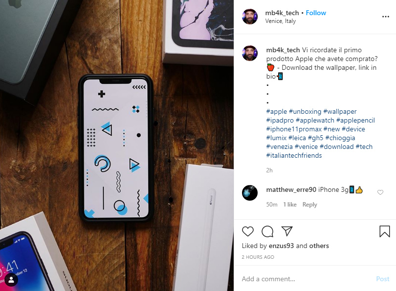 instagram hashtags for tech and gadgets ideas examples