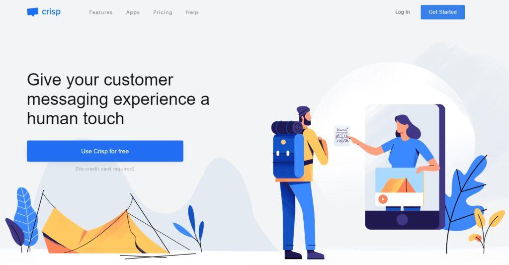 Crisp automation & Customer Engagement Tool