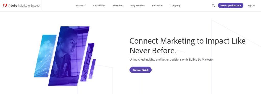 Marketo automation & Customer Engagement Tool