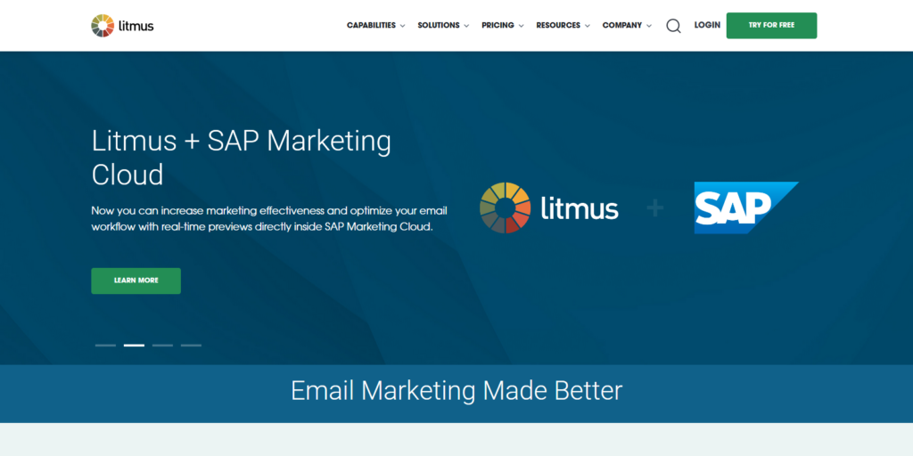 Litmus  Email Marketing