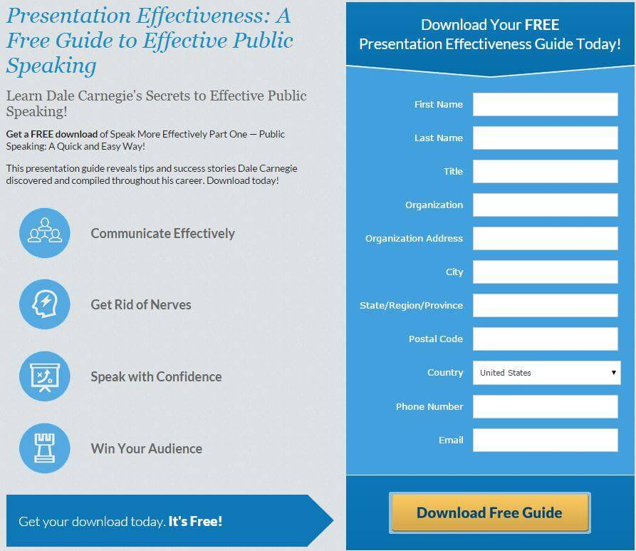 download free guide form example
