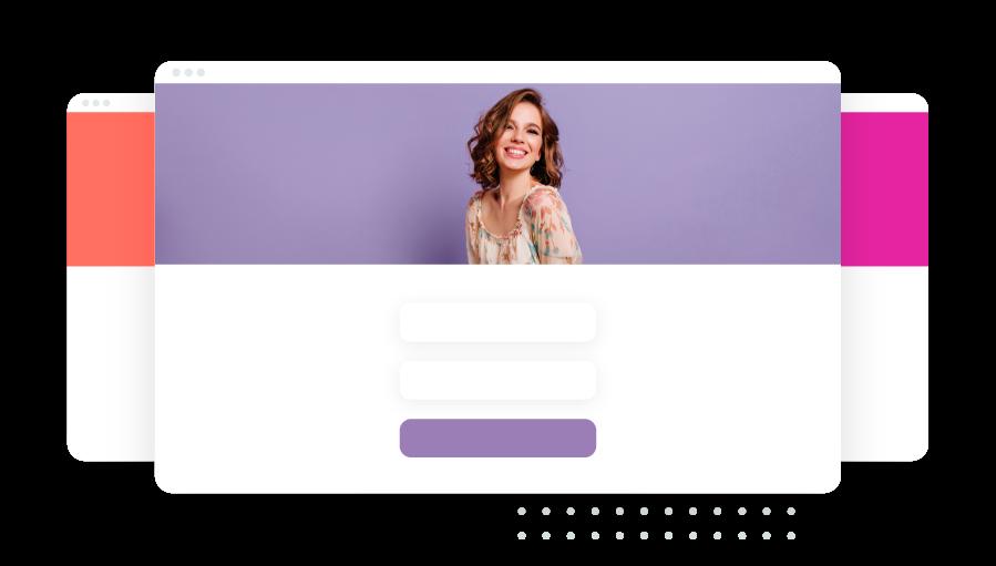 landing page custom domain or subdomain