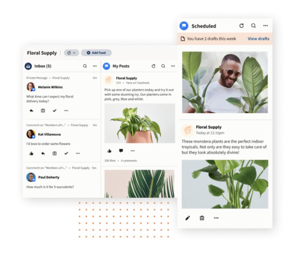 Hootsuite Social Media Marketing amp Management Dashboard