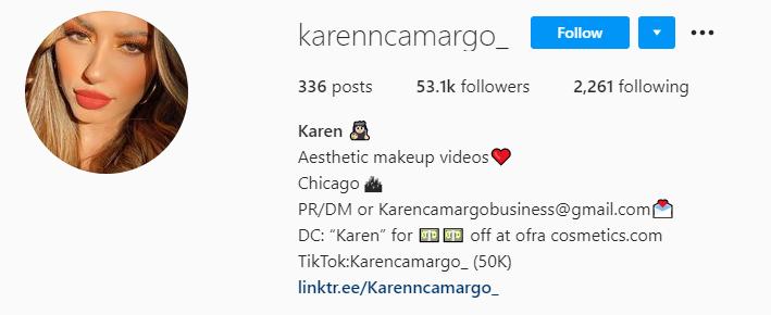 karenncamargo_ influencer