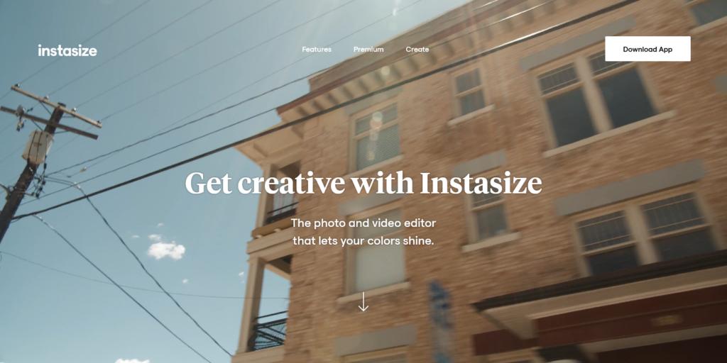 Instasize Photo Editor Video Editing App for Creatives