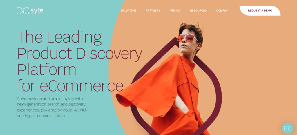 Syte Product Discovery Platform for eCommerce
