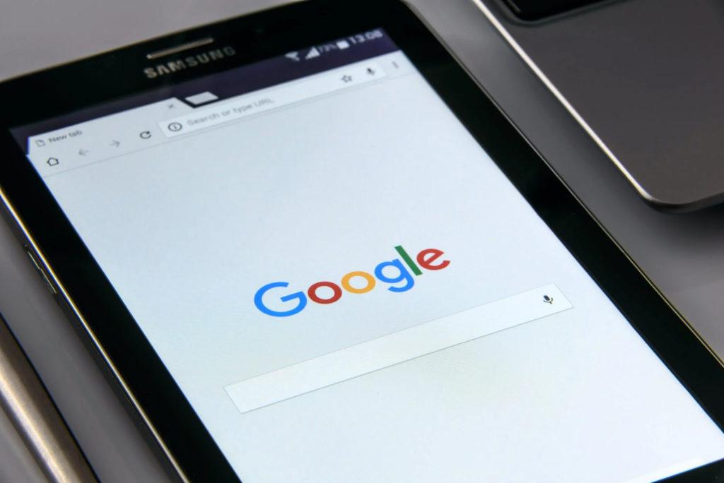google color scheme