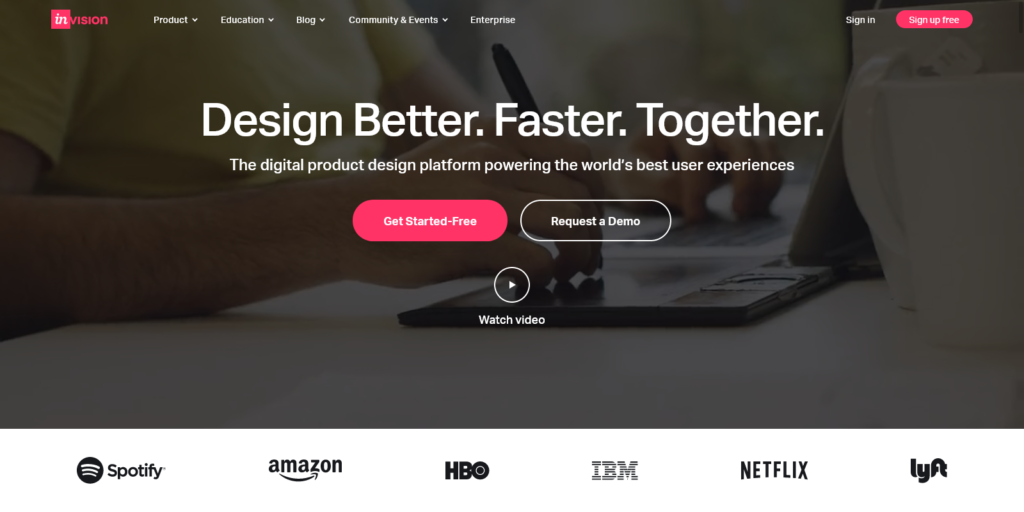 InVision   Digital product design, workflow & collaboration