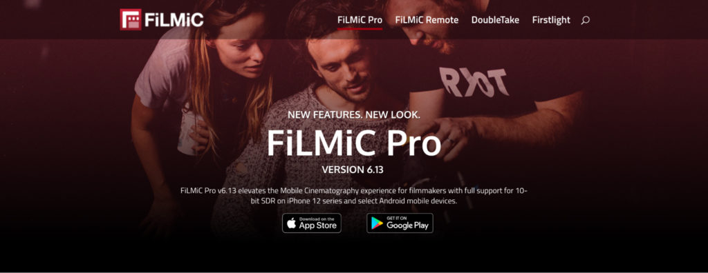 FiLMiC Pro app make your videos look more cinematic