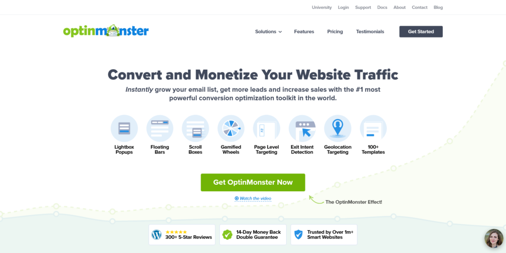 OptinMonster Most Powerful Lead Generation Software for Marketers
