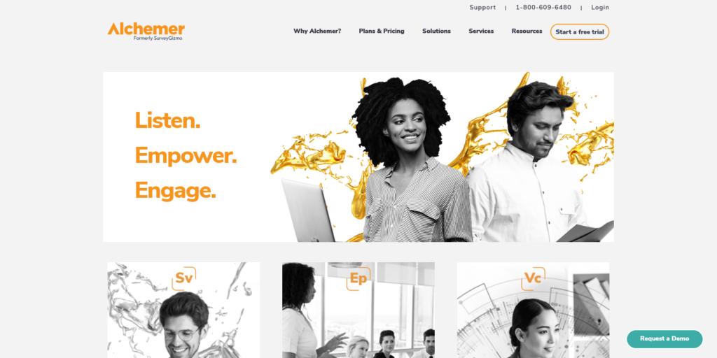 Enterprise Online Survey Software Tools Alchemer