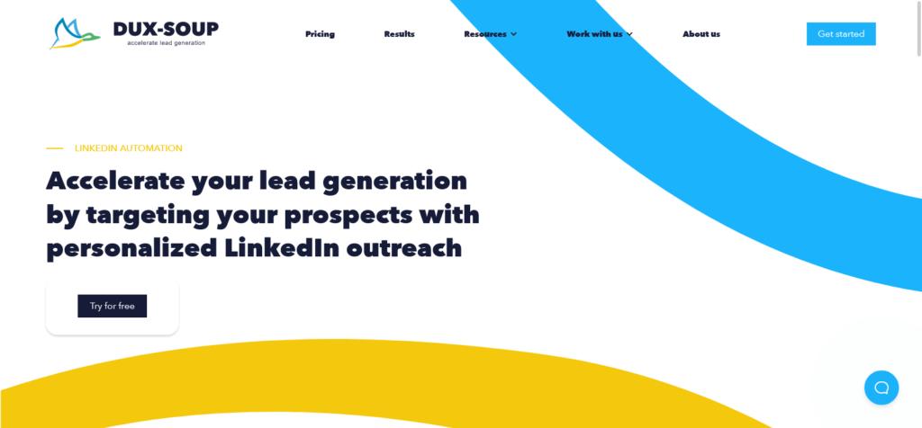LinkedIn Automation The 1 LinkedIn Lead Generation Tool Dux Soup