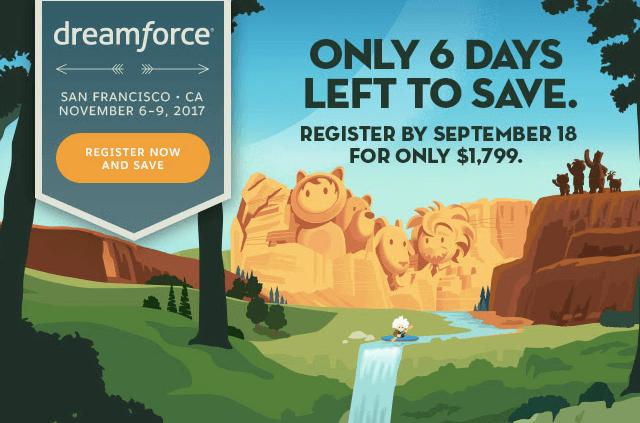 Salesforce fomo example