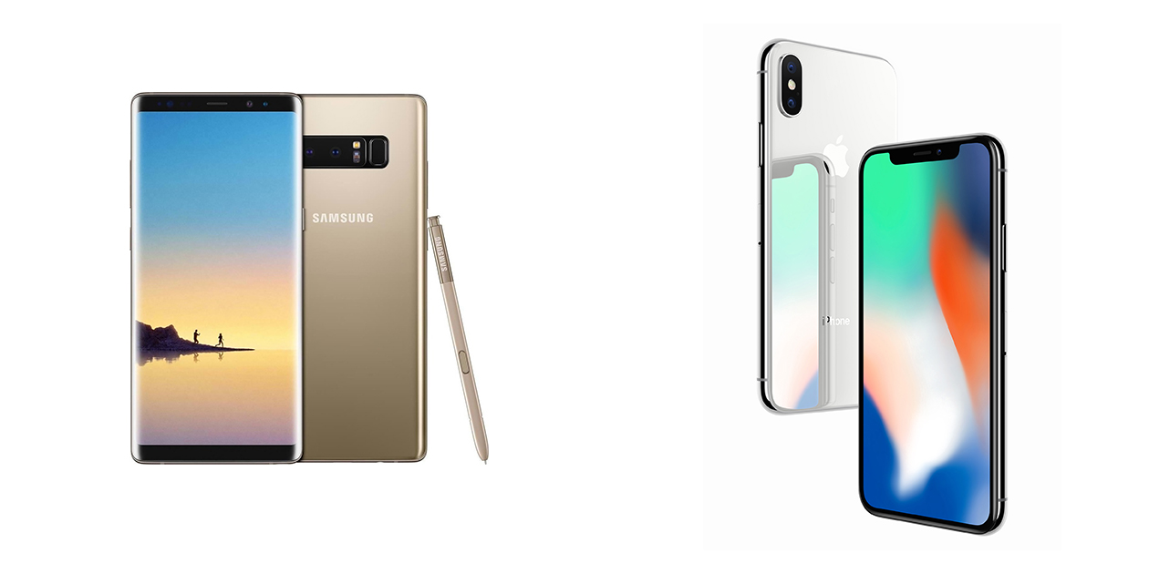 Woorise Giveaway: Win a Samsung Galaxy Note 8 or an Apple iPhone X