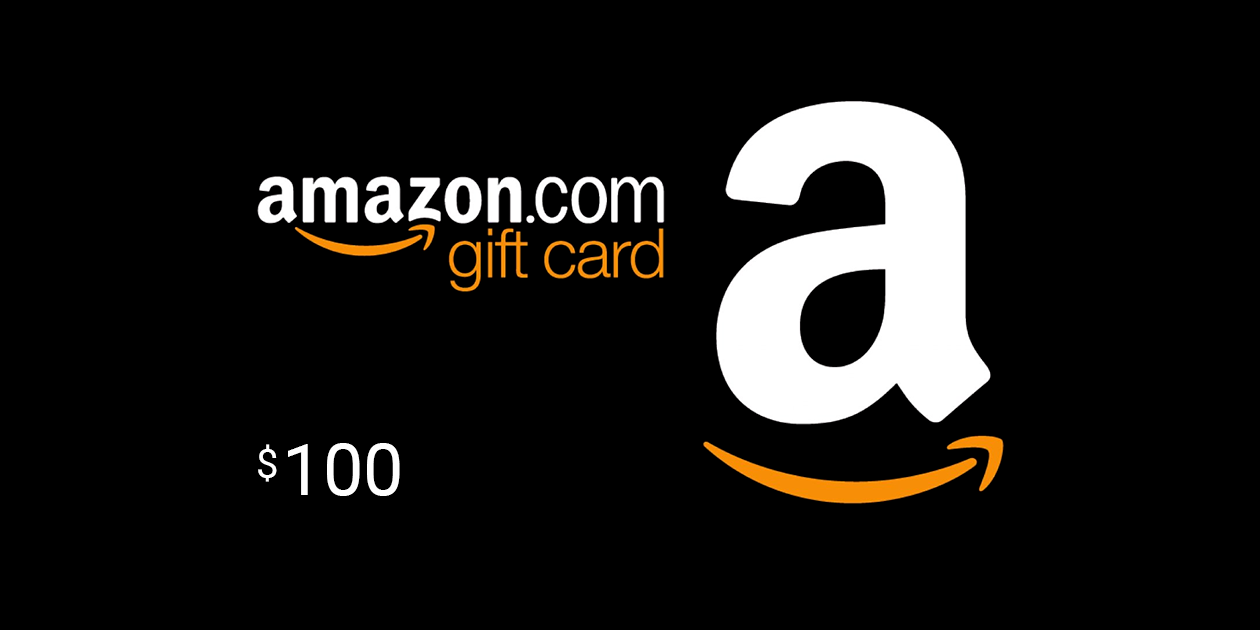 Woorise Giveaway: Win 10 Amazon Gift Cards $100