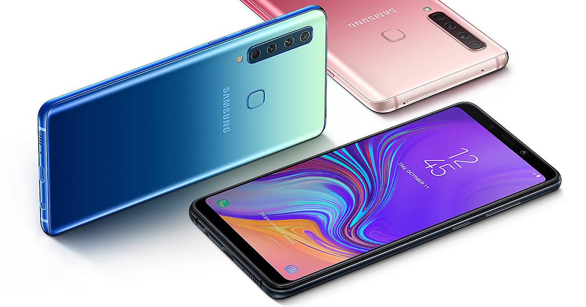 Woorise Contest: Win a Samsung Galaxy A9