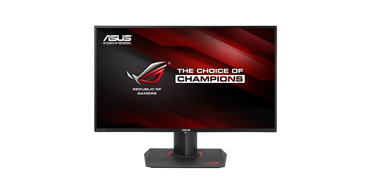 Woorise Contest: Win an ASUS ROG Swift PG279Q Gaming Monitor