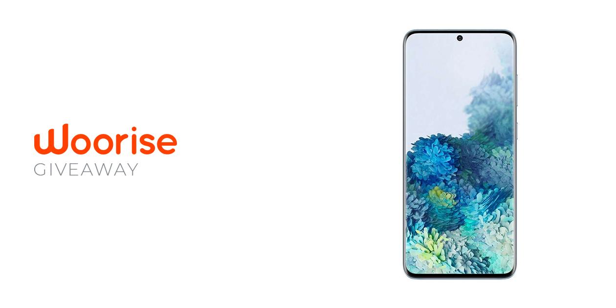 Woorise Contest: Win a Samsung Galaxy S20